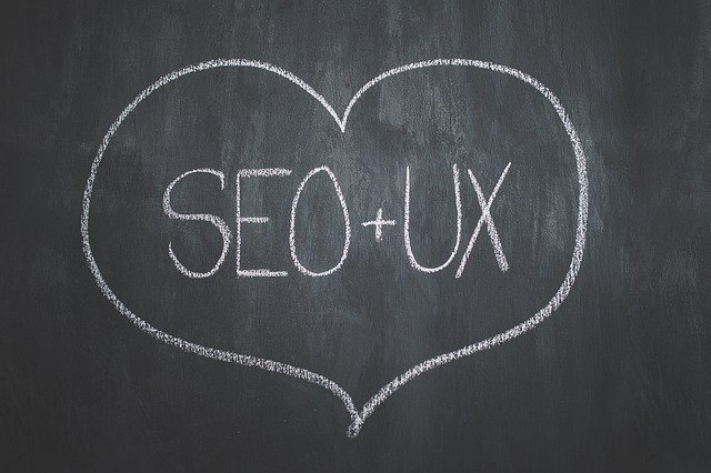 search engine optimization and user experience design