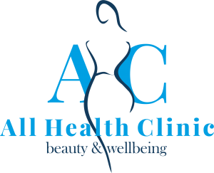 All Health Clinic logo designed by Digitechbolt